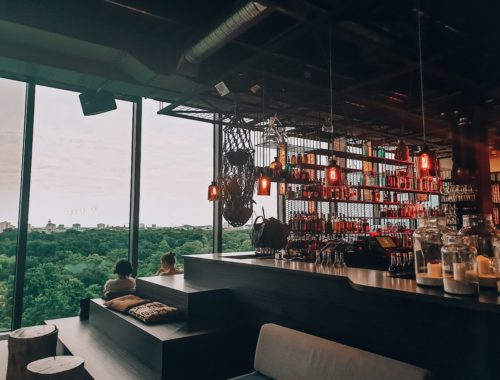 berlin bar na dachu