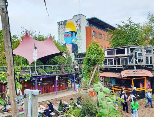 alternatywne miejsce w berlinie nad rzeką