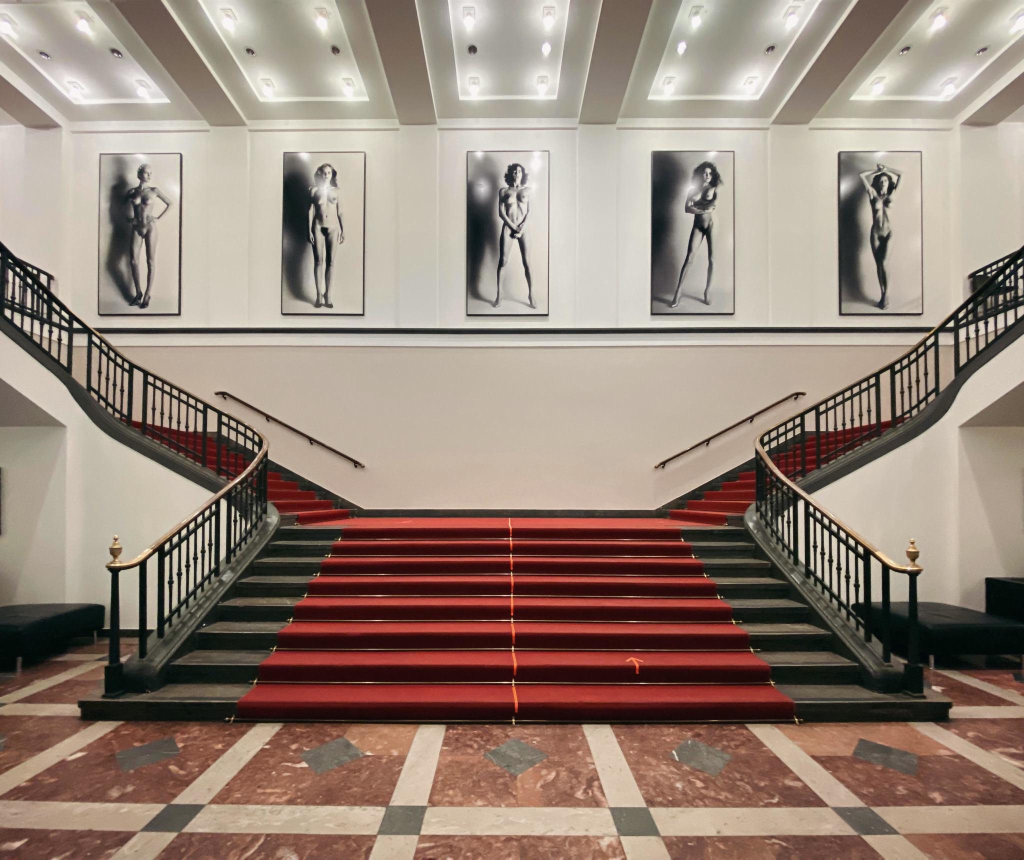 berlin muzeum fotografii helmut newton